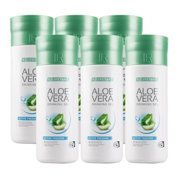 LR Aloe Vera Drinking Gel Active Freedom Série 6 ks