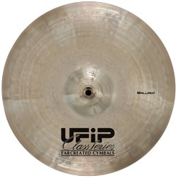 "UFIP Class Series 16"" Crash Brilliant činel"