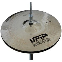 "UFIP Class Series 14"" Hi Hat Brilliant činel"