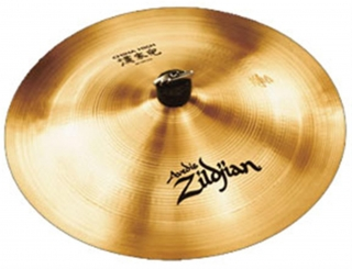 "ZILDJIAN 18"" činel A China High"