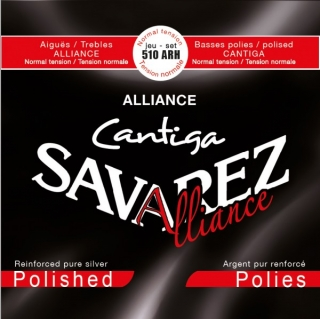 SAVAREZ 510ARH Alliance Cantiga Rouge