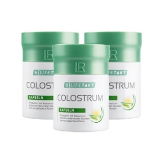 LR Colostrum Kapsle Série 3 ks